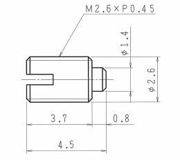 Custom-ordered Set Screws, Cylinder Head Screws, Flush Head