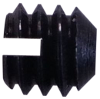 Steel-flat set screw